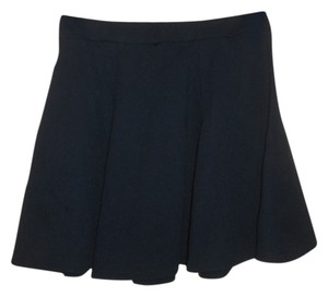 Danskin Skater Dancer Sport Mini Skirt Navy