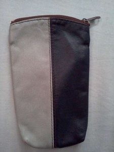 Vintage Vintage Leather Cigg-pouch