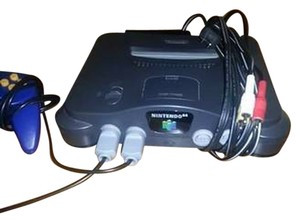 Nintendo Nintendo 64 system great conditions