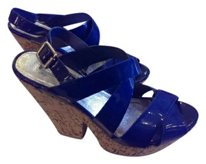 Wild things from bakers Blue Wedges