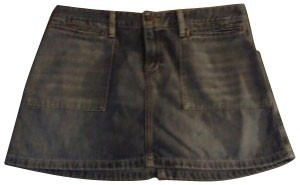 American Eagle Outfitters Skirt Blue