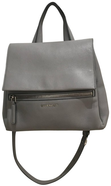 Item - Pandora Pure Grey Leather Satchel