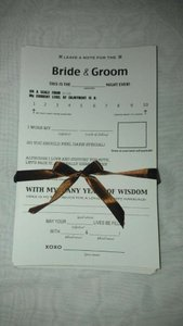 White/Black Wedding Mad Libs- 90 (125 Golf Pencils Included)