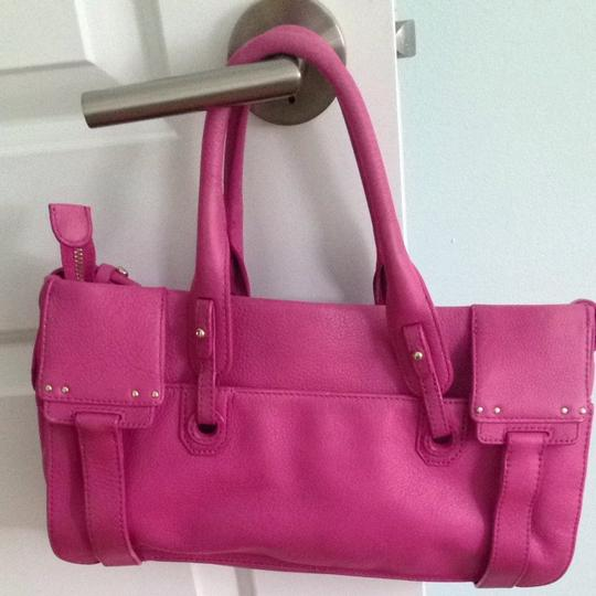Vince Camuto Satchel in Pink