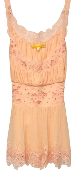 Catherine Malandrino Top Peach