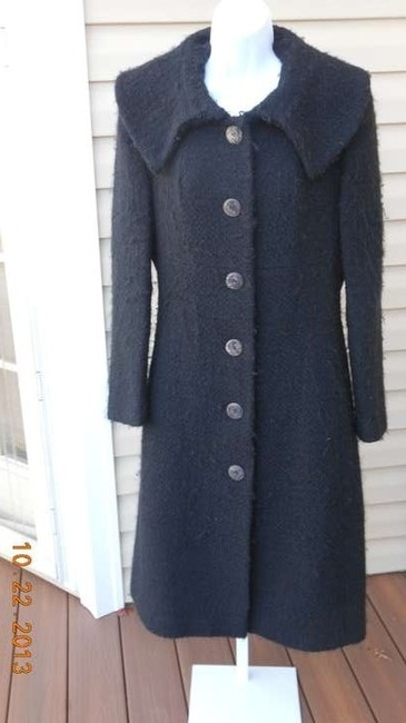 Tara Jarmon Wool Trench Coat