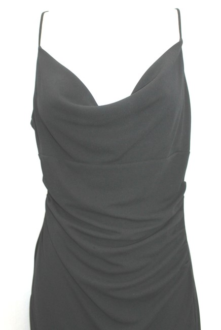 Ruby Rox Black Stretch Dress Image 1