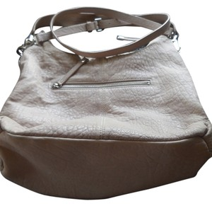 Vince Camuto Leather Pebbled Dust Hobo Bag
