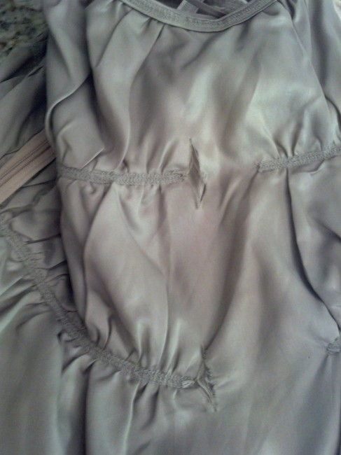 A|X Armani Exchange Grecian Top Taupe