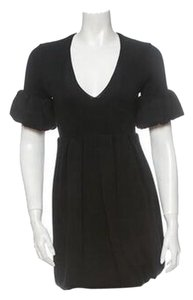 Burberry Prorsum short dress Black on Tradesy