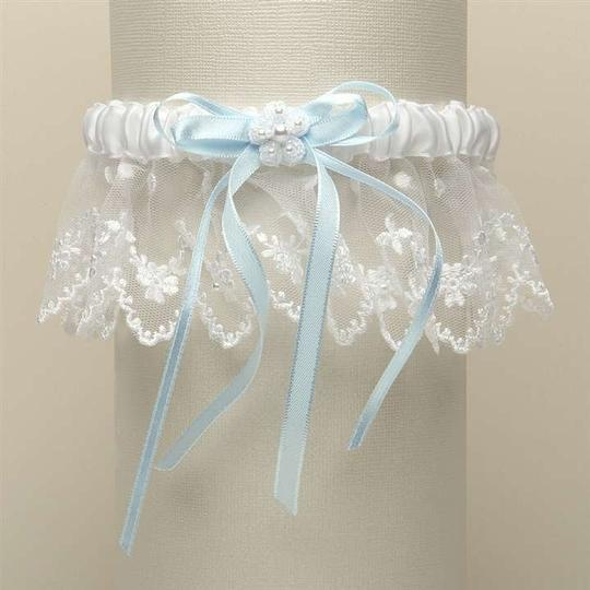 Mariell Mariell Irish Lace Inspired Wedding Garters