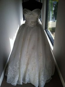 Mori Lee 1657 Wedding Dress