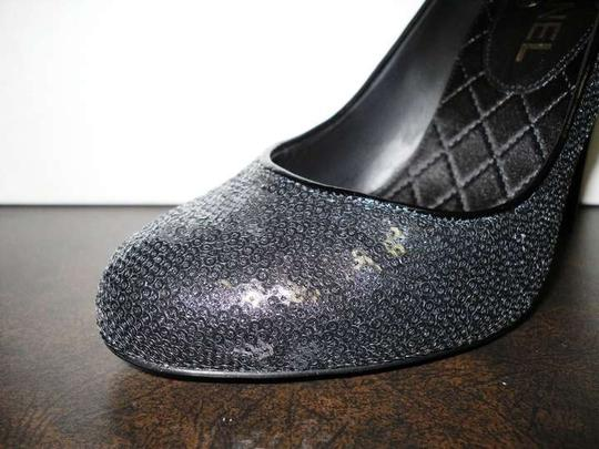 Chanel BLACK SEQUIN Formal