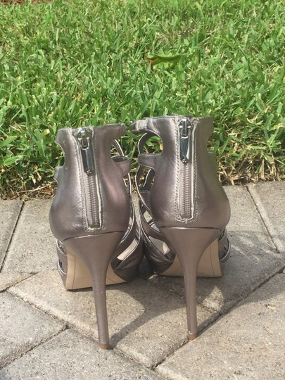 Sam Edelman Gifts For Her Silver Sandals Image 5