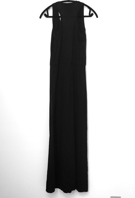 black Maxi Dress by Calvin Klein