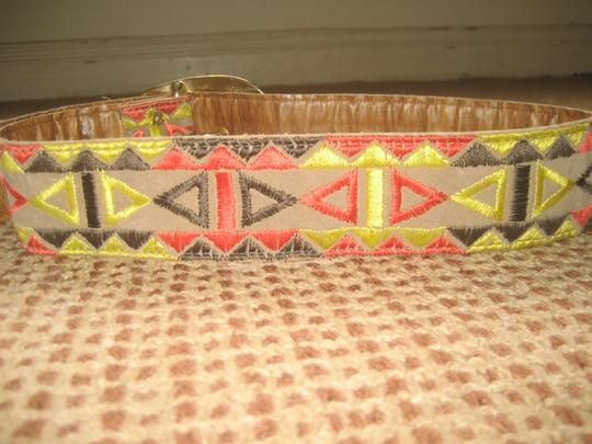 Other Geometric Pattern Belt