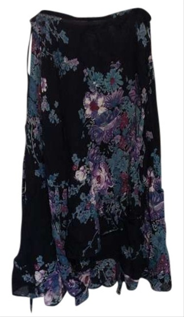 Free People Skirt Flower printed