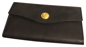 Prince Gardner NEW PRINCE GARDNER BLACK LEATHER WALLET