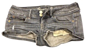 American Eagle Outfitters Denim Shorts-Medium Wash