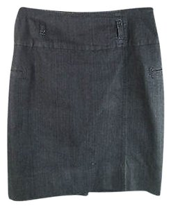 Think Tank Skirt Denim