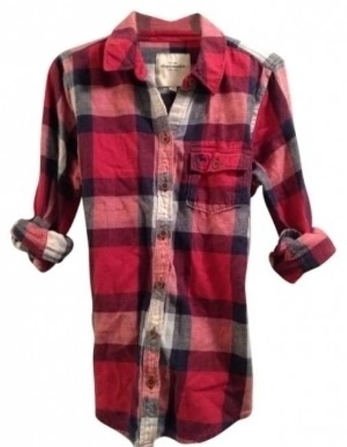 Preload https://img-static.tradesy.com/item/39575/abercrombie-and-fitch-red-white-blue-flannel-long-sleeves-button-down-top-size-0-xs-0-0-650-650.jpg