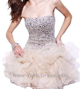 Sherri Hill Tutu Prom Dress