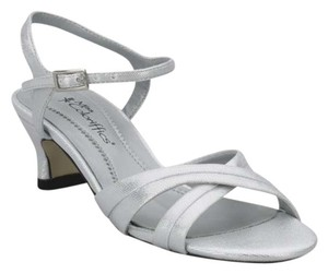 Coloriffics Silver Sandals