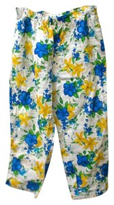 Other Capris flower print