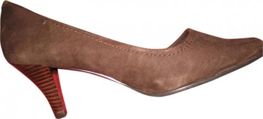 Aerosoles Chocolate Brown Pumps