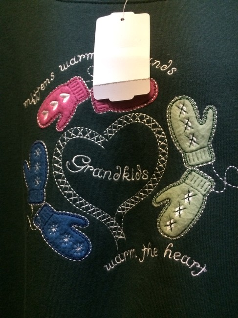 Other Grandma Applique Sweatshirt