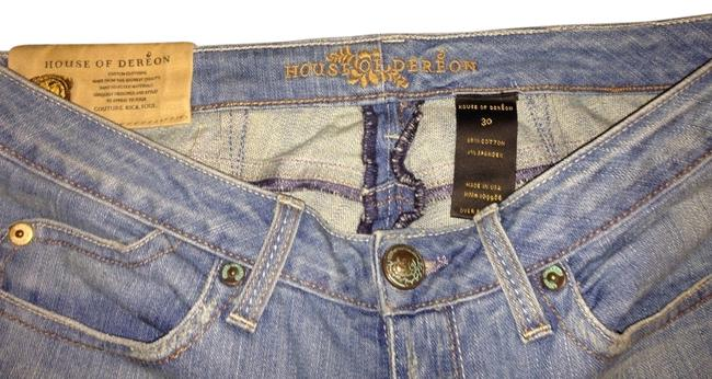 Preload https://item4.tradesy.com/images/house-of-dereon-light-wash-boot-cut-jeans-size-30-6-m-395853-0-1.jpg?width=400&height=650