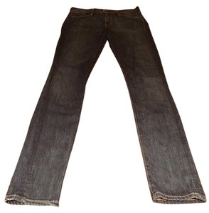 Citizens of Humanity Skinny Skinny Denim Pants Pant Dark Wash Dark Wash Straight Leg Jeans