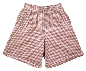 Adolfo Bermuda Shorts brown