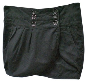 Roxy Mini Skirt black