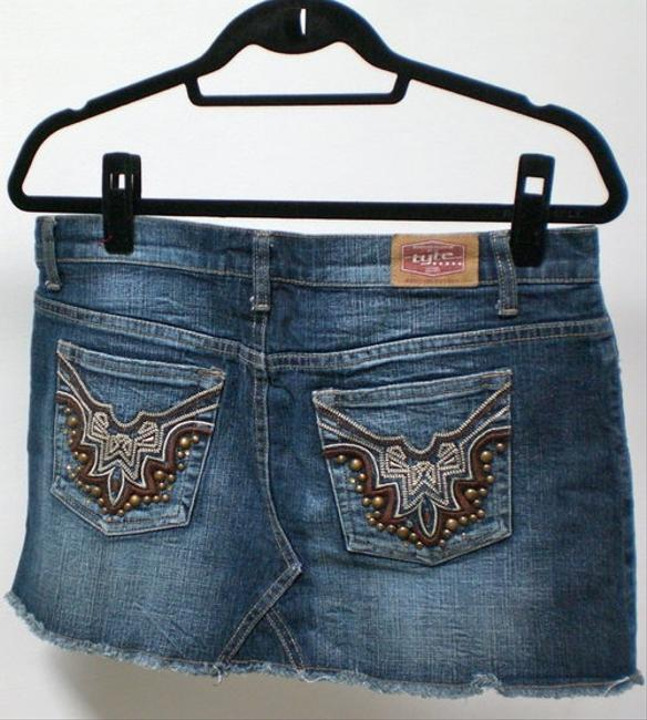 Tyte Jeans Mini Skirt denim