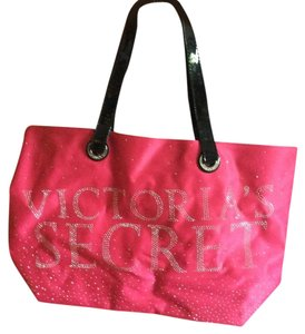 Victoria's Secret Tote in Hot pink