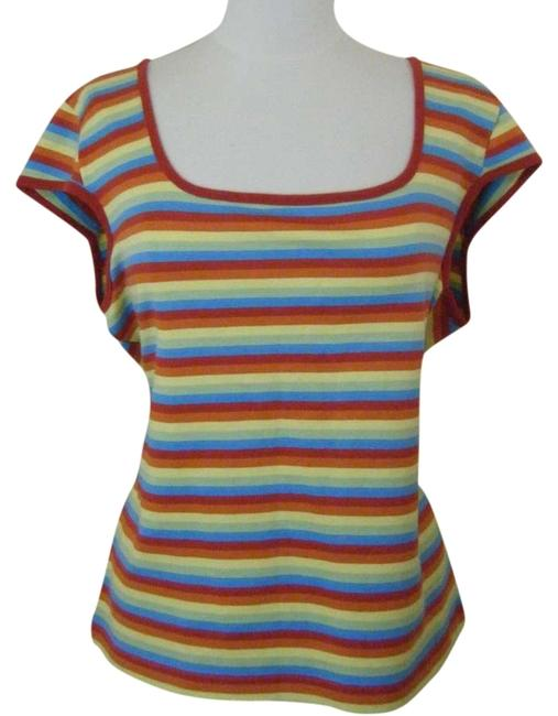 JAMIE NICOLE T Shirt MULTI COLOR VIBRANT