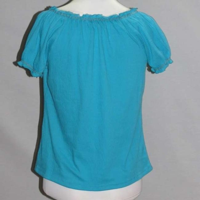 French Laundry Top Blue