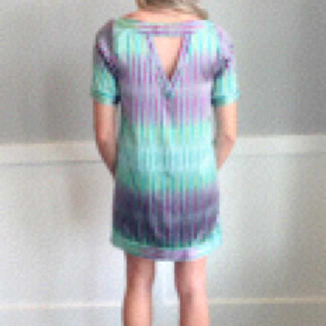A Common Thread short dress Multi Shift Tunic on Tradesy