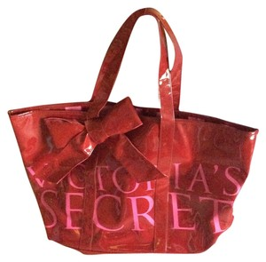 Victoria's Secret Tote in Red