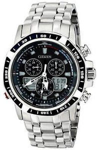 Citizen Citizen Eco-drive Sailhawk Chronograph Mens Watch Jr4051-54l