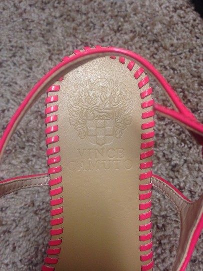 Vince Camuto Pink Sandals