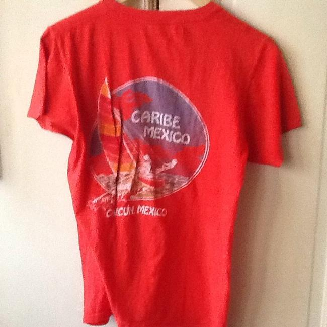 Regatta T Shirt Red