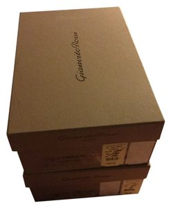 Gianvito Rossi Lot Of 2x Gianvito Rossi 8x12x4 Shoe Storage Boxes