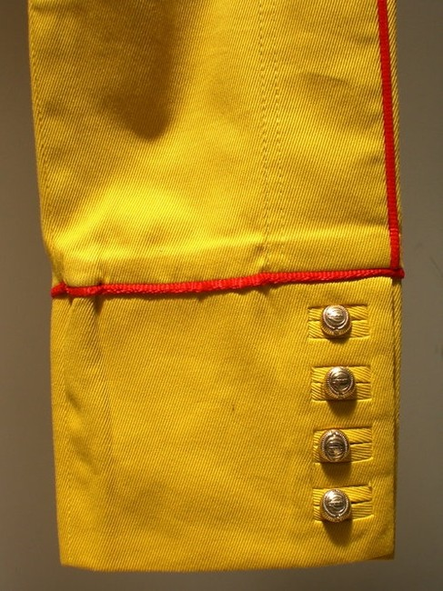 Just Cavalli Relaxed Pants yellow, red, gold