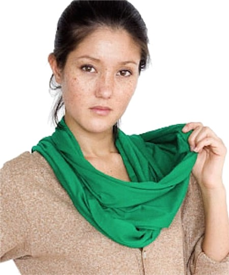 American Apparel Unisex Sheer Jersey Scarf NEW
