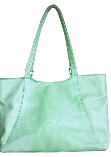 Preload https://item5.tradesy.com/images/spring-green-leather-tote-3966034-0-0.jpg?width=440&height=440