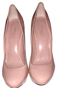 Preview International Blush Pumps