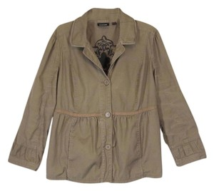 Avenue Brown Jacket
