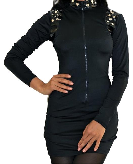 Preload https://item4.tradesy.com/images/independent-clothing-co-dress-black-silver-beads-3966313-0-0.jpg?width=400&height=650